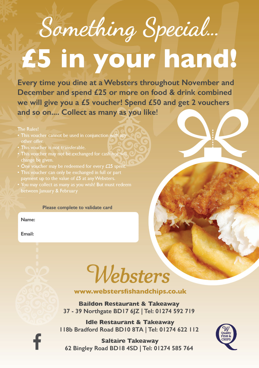 something special at Websters