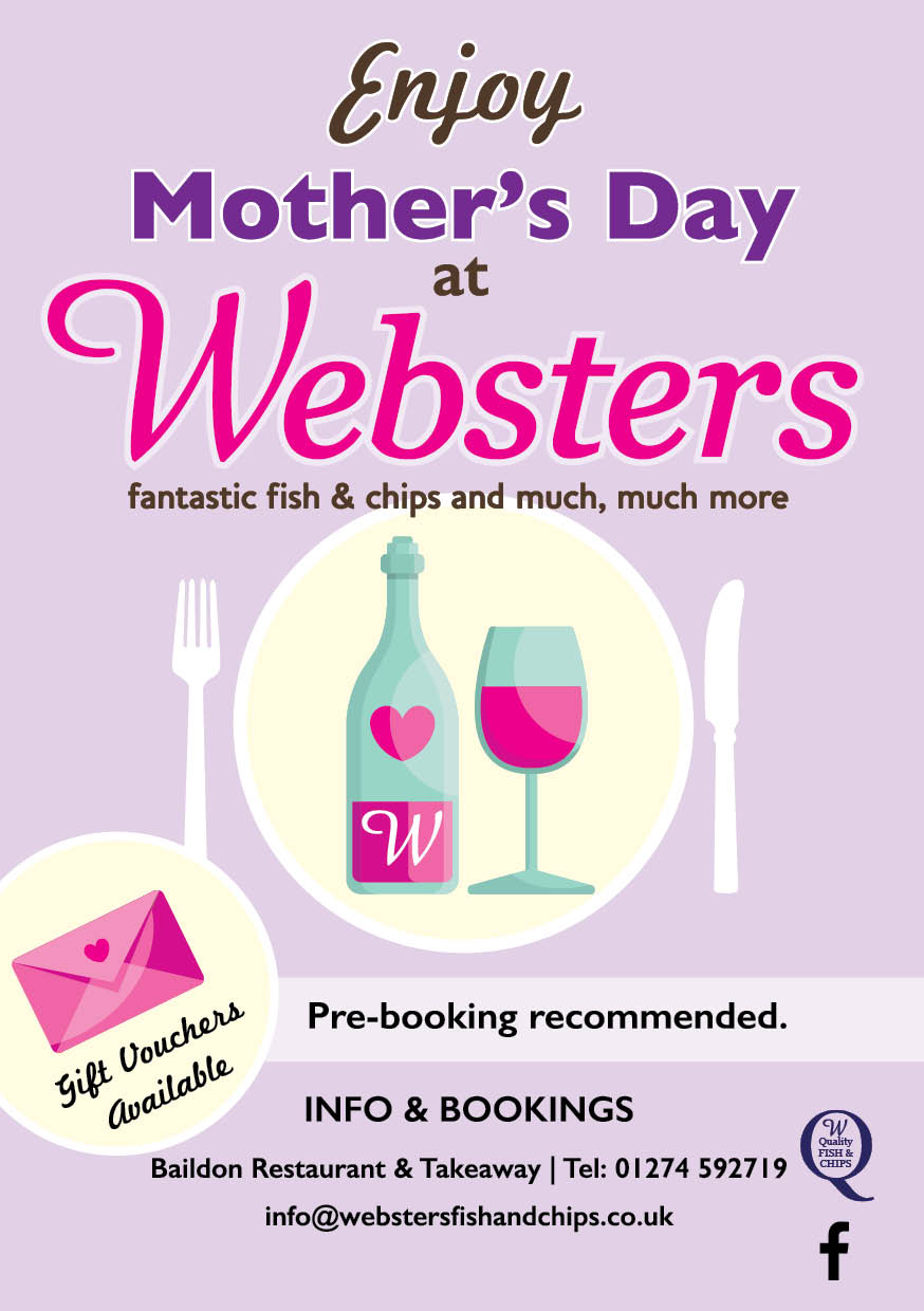 Mothers Day at Websters